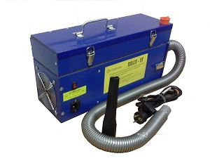 Тонерный пылесос ПОСТ1-Т ХЛ модель 2012 Пылесос для тонера (фильтр 2кг сбора тонера)