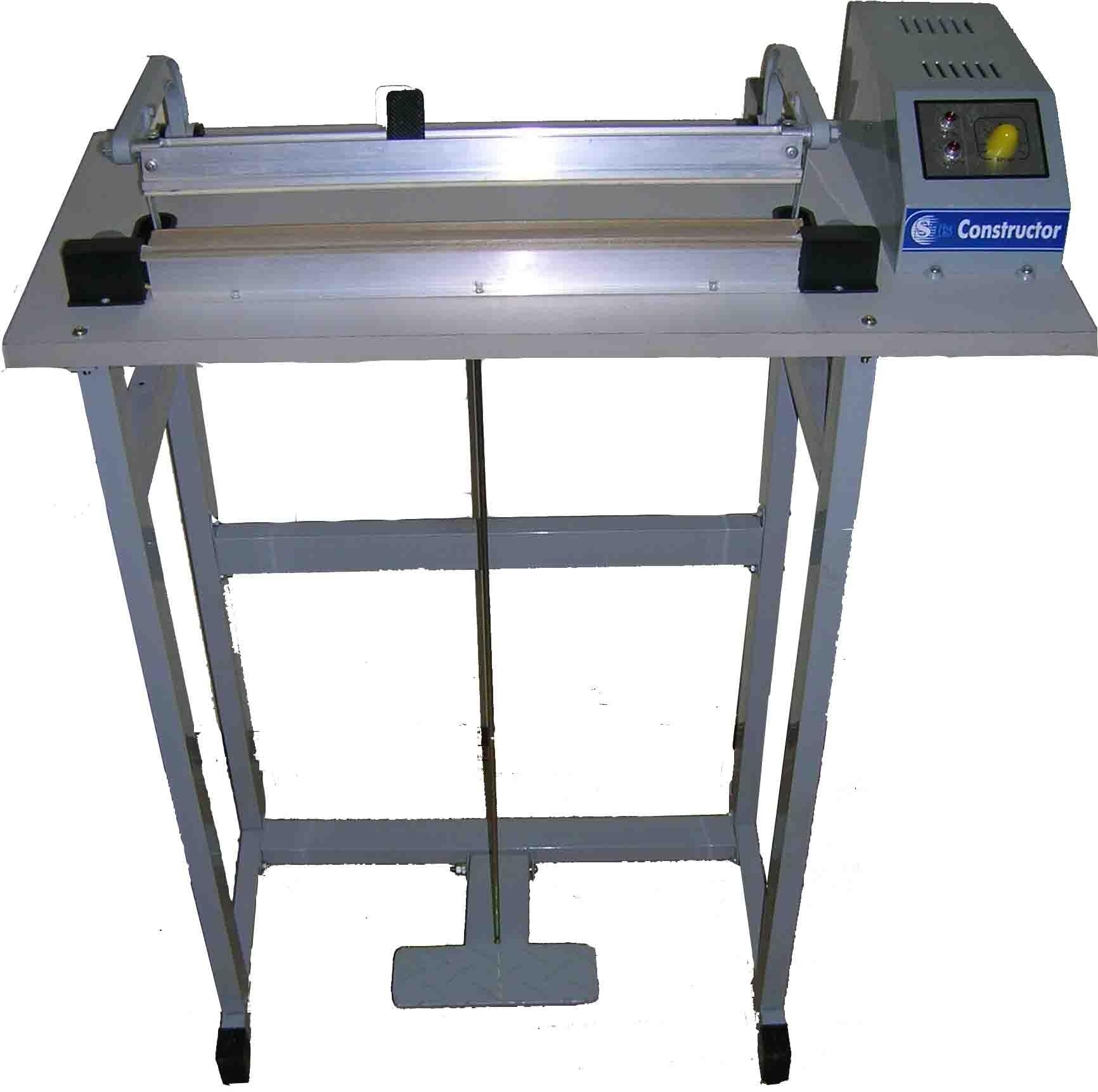 Напольное устройство для запайки и обрезки пакетов ТЕРМОПРЕСС