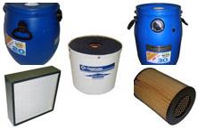 фильтры для пылесосов и станций очистки